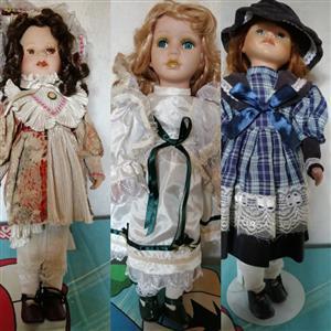 """""""Porcelain Dolls & Dolls"""" > Alberton, JHB"""