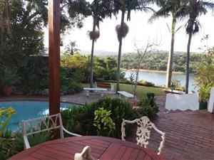 4 Bedroom House with beautiful River View