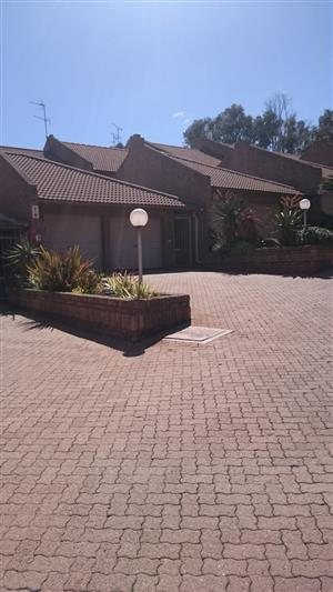 Townhouse for rent in Sandton