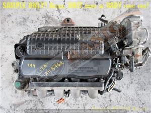HONDA FIT / JAZZ -L13A 1.3L  i-VTEC Engine (4 Coils)