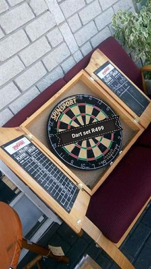 Dart set for sale