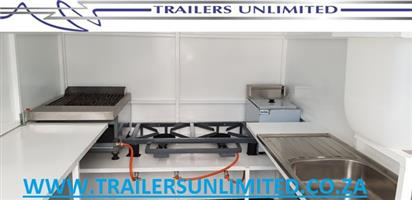 THE BEST CATERING TRAILERS IN AFRICA. TRAILERS UNLIMITED.