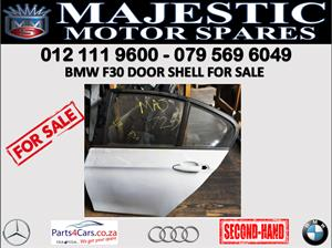 Bmw F30 door shell for sale