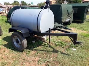 diesel tank trailer