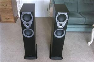 Mission floorstanding speakers for sale