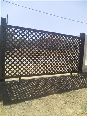 Security Gates, Fences, and Burglars