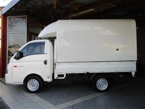 2014 Hyundai H-100 Bakkie 2.6D deck