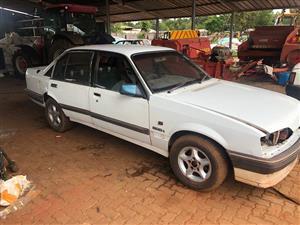 1992 Opel Rekord