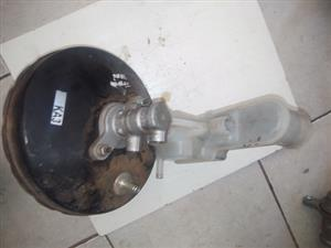 A Toyota Yaris Brake Master Cylinder Is For Sale