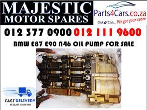 Bmw E90 N46 oil pump new for sale