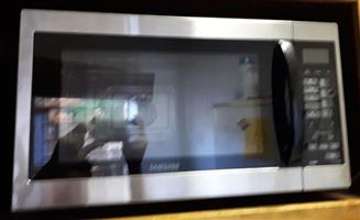 brand new samsung microwave/convection oven