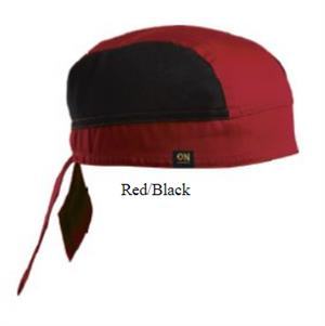 Chef Skull Cap - Red