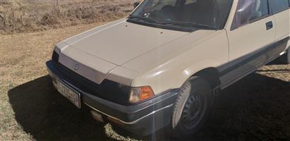 1986 Honda Ballade 1.5 Comfort