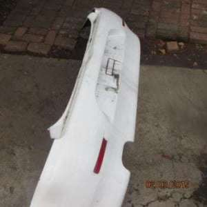 2006 ALFA 147 REAR BUMPER – USED