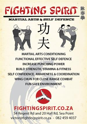 Fighting Spirit Wing Chun Martial Arts Club