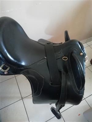 Australian Stock Saddle