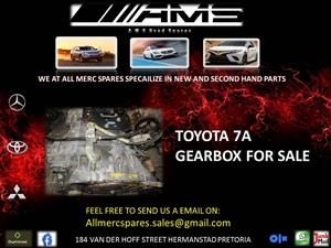 TOYOTA 7A GEARBOX