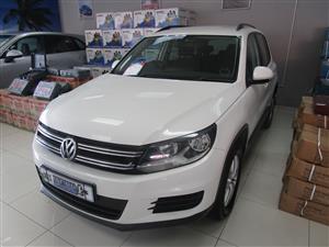 2011 VW Tiguan 1.4TSI 110kW Trend&Fun