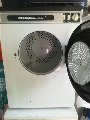 2 x Frigidaire Tumble Driers For FREE !