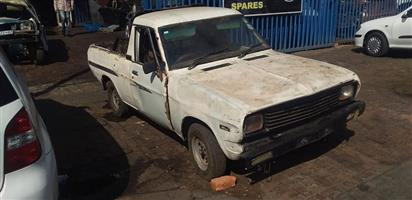 Nissan 1400 Now Stripping for Spares