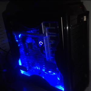 AMD 8 CORE Professional Gaming Desktop custom built by ultileague gamers.