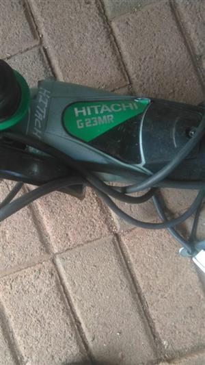 Hitatchi grinder heavy duty
