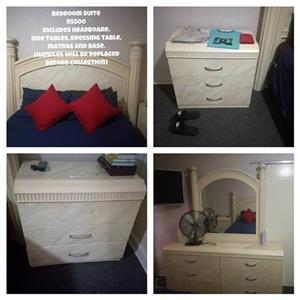 Bedroom suite for sale