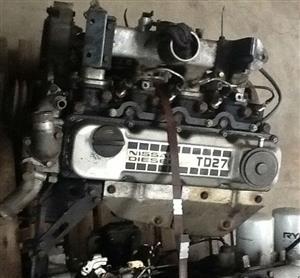 NISSAN PICK UP/TERRANO, TD27 Engine