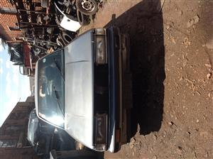 Stripping Toyota Cressida Gli 6 1988 for Spares