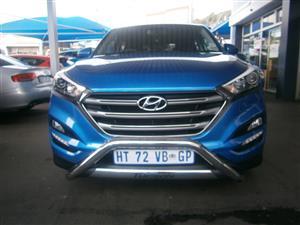 2018 Hyundai Tucson 2.0 GLS