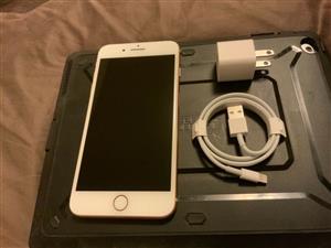 Apple iPhone 8 Plus 256GB  Gold (Unlocked)