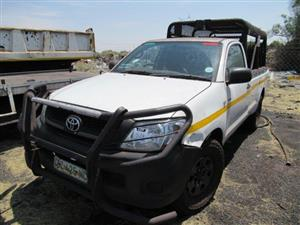 2010 Toyota Hilux 2.4GD