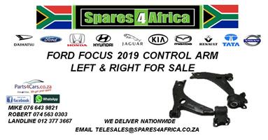 FORD FOCUS CONTROL ARM 2019 LEFT & RIGHT FOR SALE