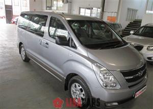 Hyundai H1 H 1 2.5CRDi panel van