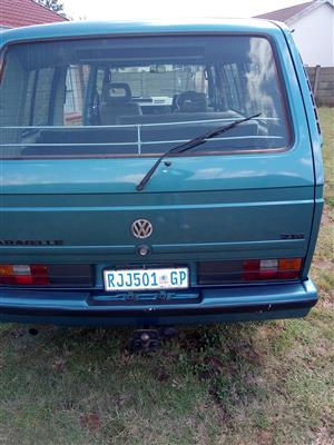 1995 VW Caravelle 2.0BiTDI