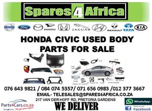 HONDA CIVIC USED BODY PARTS FOR SALE