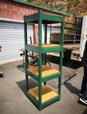 Sturdy shelving rack for sale