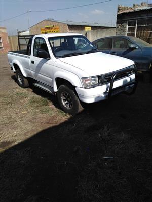 1999 Toyota Hilux 3.0D 4D Raider