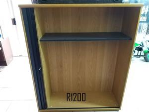 Wooden credenza for sale