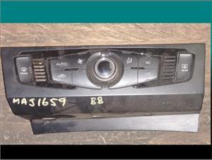 AUDI A4 B8 CLIMATE CONTROL UNIT FOR SALE