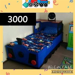 Train bed for sale