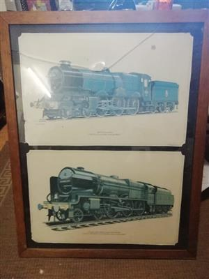 2xframed locomotives by bg nickhold