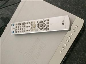 LG Super Multi HDD/DVD Recording System
