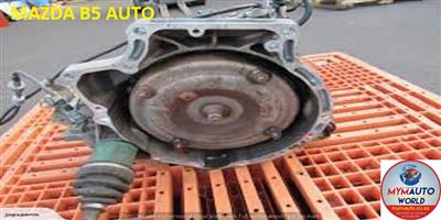 IMPORTED USED MAZDA B5 AUTOMATIC GEARBOX