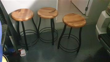 Chairs/Stool for R350 each