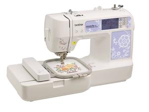 Brother 95E Embroidery Machine