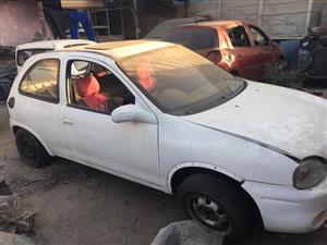 2003 Opel Corsa Lite 1.4i