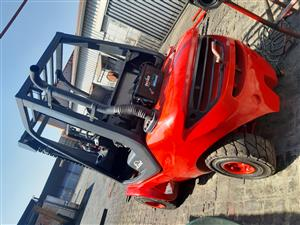 RELIABLE 2.5 TON DIESEL LINDE FORKLIFTS FOR SALE