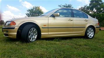 2000 BMW 3 Series 320i auto