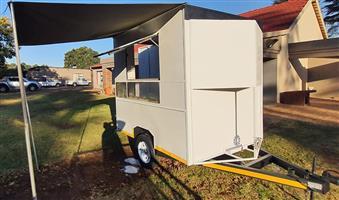 kitchen kiosk biltong trailer